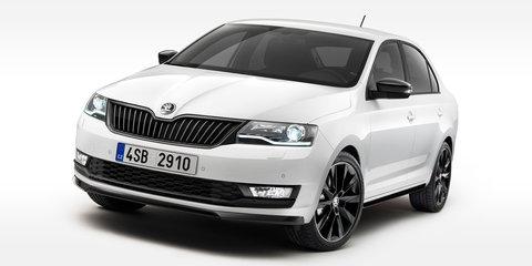 2017 Skoda Rapid facelift revealed