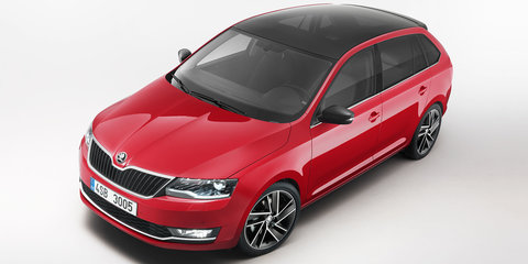 2017 Skoda Rapid facelift revealed
