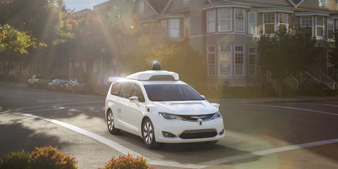 Google's Waymo sues Uber for stealing its self-driving car technology