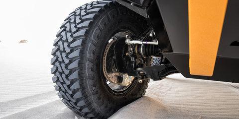 Toyota HiLux Tonka concept revealed