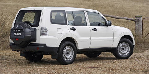 2006-2010 Mitsubishi Pajero recalled for Takata airbags: 19,000 vehicles affected