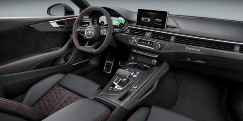 2017 Audi RS5 Coupe revealed