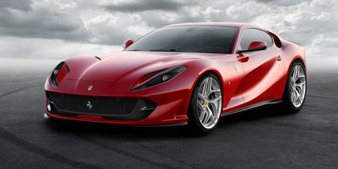 "Sergio Marchionne: Ferrari crossover will ""probably happen"""