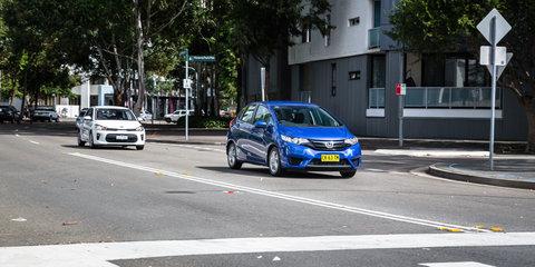 Honda Jazz VTi v Kia Rio S comparison