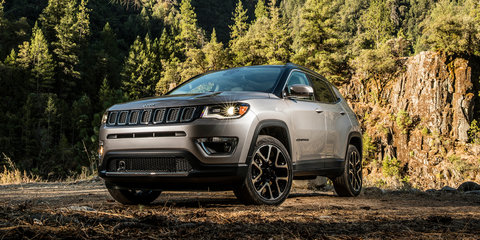 2017 Jeep Compass review