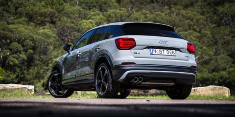 Audi Q2 1.4 TFSI v Mini Cooper Countryman comparison