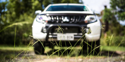 2017 Mitsubishi Triton GLS SE review
