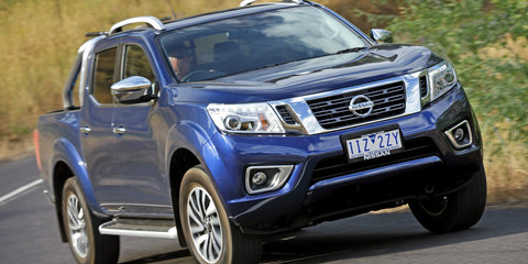 "Nissan Australia sales ""a little off the pace"", Wildtrak rival under consideration"