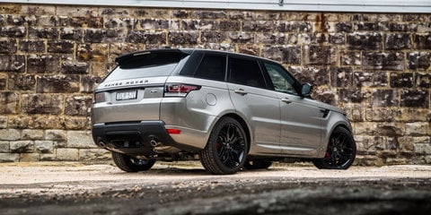 2017 Range Rover Sport SDV8 HSE Dynamic review