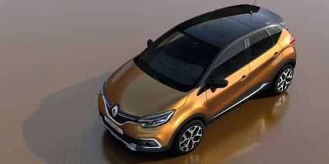 2017 Renault Captur unveiled ahead of Geneva debut - UPDATE