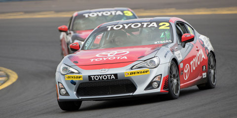 Toyota 86 Racing Series: Fast-tracking the next generation of motorsport stars