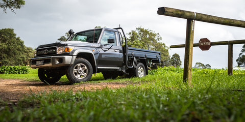 2017 Toyota LandCruiser 70 Series single-cab ute review: Long-term report one – introduction
