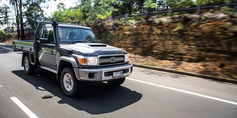 2017 Toyota LandCruiser 70 Series ute review: Long-term report two – day-to-day driving