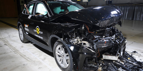 2017 Audi Q5 gets five-star EuroNCAP rating, others fare worse