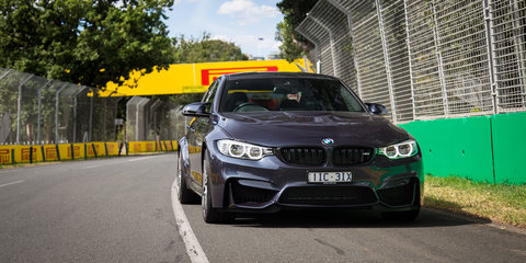 2017 BMW M3 30 Jahre: A step back in time