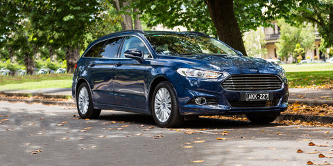 2017 Ford Mondeo Trend wagon review