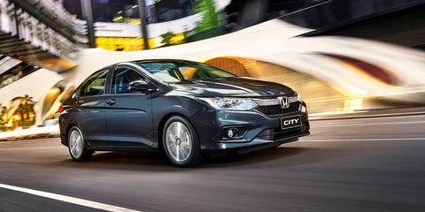 2018 Honda City pricing and specs: Revised styling, new features