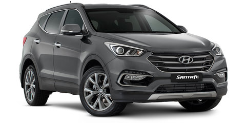 2017 Hyundai Santa Fe Active X: V6-powered seven-seater rejoins local range