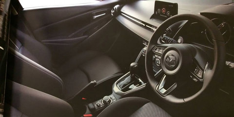 2017 Mazda 2 update revealed in leaked brochure