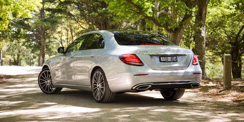 2016-17 Mercedes-Benz E-Class recalled for seatbelt fix