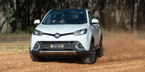 "MG GS should help Australians ""fall in love with the brand again"""