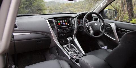 Mitsubishi Pajero Sport Exceed v Holden Trailblazer LTZ comparison