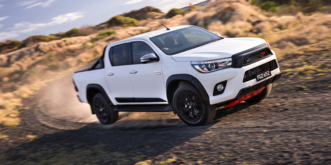 2017 Toyota HiLux TRD arrives from $58,990