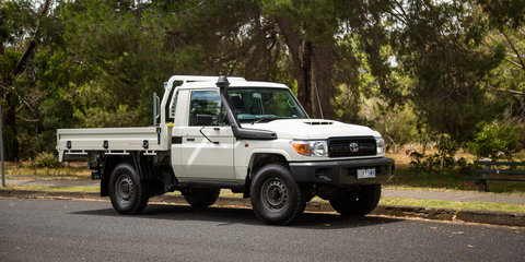 March sales: Three utes in overall top five