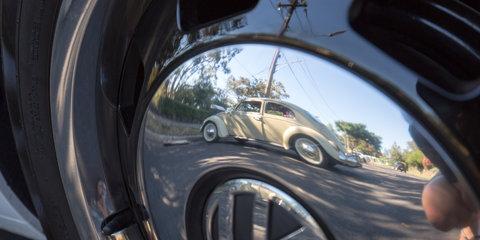 Volkswagen Beetle Old v New: 1965 v 2017