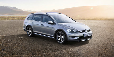 Volkswagen Golf '7.5' launching with sharpened prices