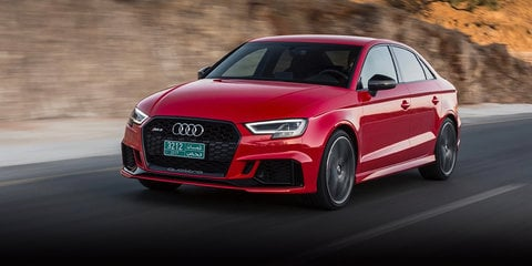 2017 Audi RS3 review