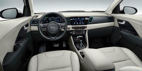 2017 Kia Optima Sportswagon, Niro plug-in hybrids unveiled at Geneva