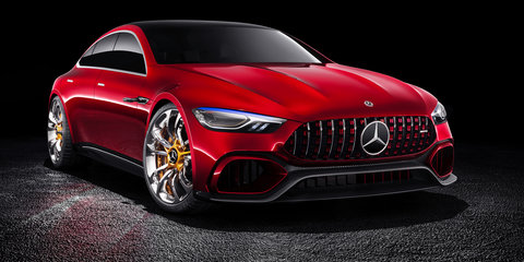 Mercedes-AMG to reveal four-door coupe in Geneva - report