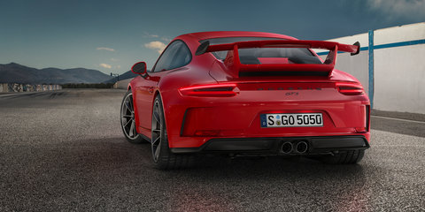 "Porsche: ""manual gearbox never going away"", naturally-aspirated engines to stay"