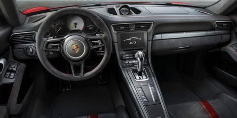 2018 Porsche 911 GT3 revealed, on sale in Australia - UPDATE