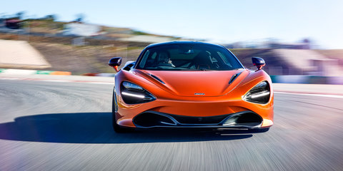 2018 McLaren 720S: Local pricing and specs for three-tier supercar range, revealed