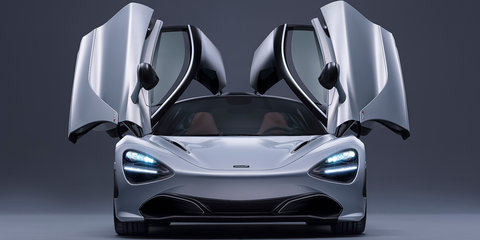 McLaren 720S revealed in Geneva, 341km/h Super Series goes official - UPDATE