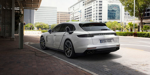 2018 Porsche Panamera Sport Turismo revealed, available to order now