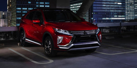 2018 Mitsubishi Eclipse Cross revealed for Geneva show - UPDATE