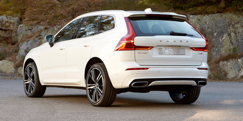 Volvo remains committed to four-cylinder plan