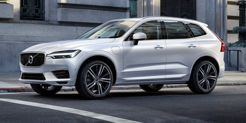 2018 Volvo XC60 detailed in new video