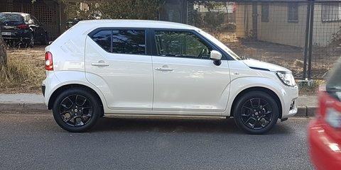 2017 Suzuki Ignis GLX review