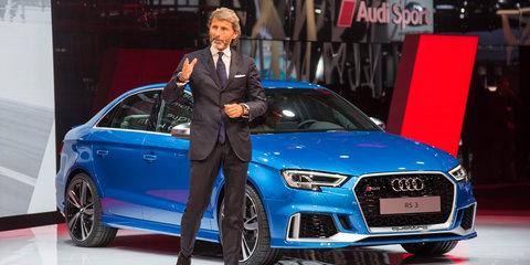 Stephan Winkelmann: Bugatti confirms Audi Sport boss as new president