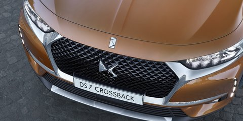 DS 7 Crossback revealed - UPDATE