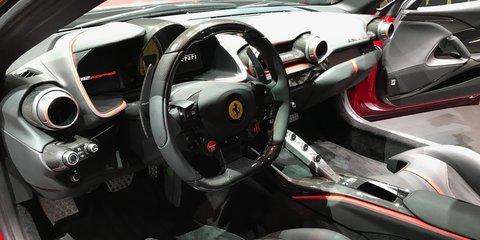 Ferrari wait times too long: Marchionne