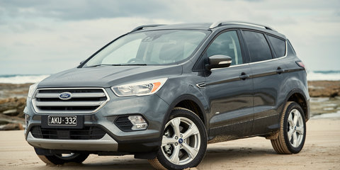 2017 Ford Escape beach blast