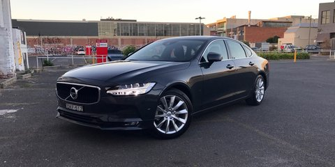 2017 Volvo S90 D4 review: Long-term report one - introduction