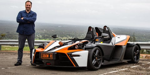 2017 KTM X-Bow review