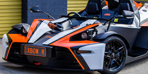 KTM X-Bow on sale in Australia, and it's street legal