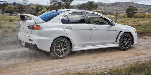 Are Mitsubishi's performance days done?